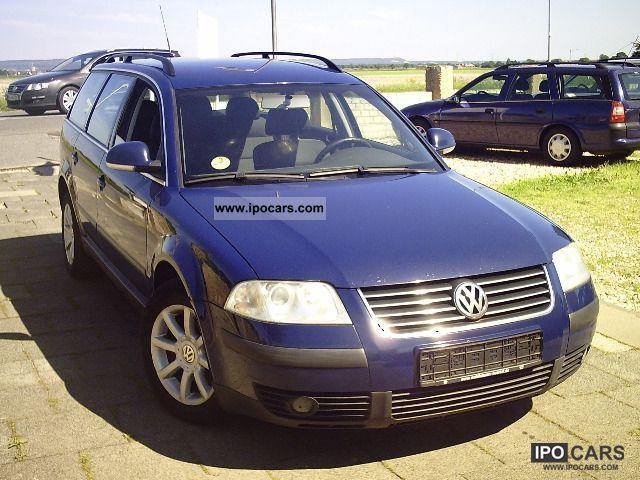 2004 Volkswagen  Passat 1.9 TDI NEW MODEL TOP AIR NAVI Estate Car Used vehicle photo