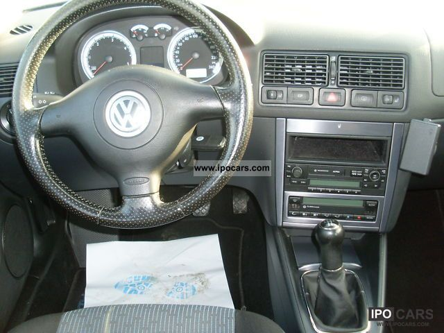 2003 volkswagen golf iv 1 9 tdi pacific green sticker for Lederen interieur golf 4