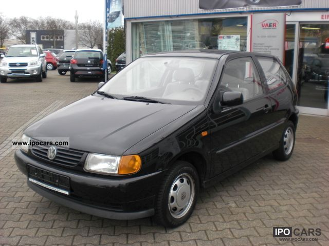 1998 volkswagen polo 50 car photo and specs. Black Bedroom Furniture Sets. Home Design Ideas
