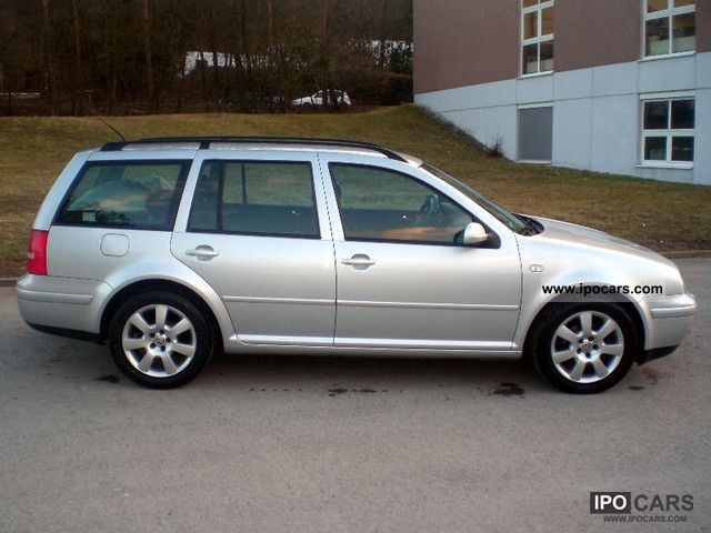 2003 volkswagen golf iv variant 1 9 tdi pacific klimaautomat car photo and specs. Black Bedroom Furniture Sets. Home Design Ideas