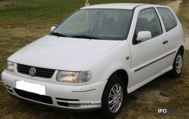 1996 volkswagen polo vw polo 6n car photo and specs. Black Bedroom Furniture Sets. Home Design Ideas