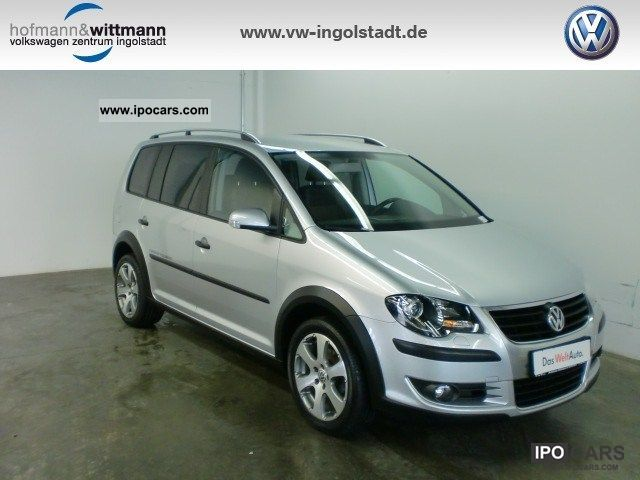 2007 Volkswagen Cross Touran 1 4 Tsi Car Photo And Specs