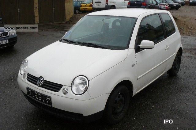 2003 Volkswagen Lupo 1 0
