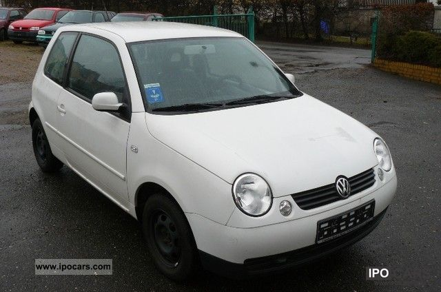 2003 volkswagen lupo 1 0 car photo and specs. Black Bedroom Furniture Sets. Home Design Ideas