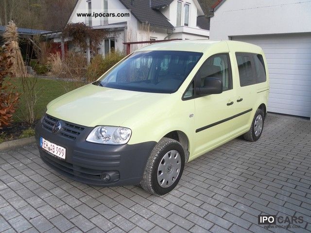 2004 volkswagen caddy 1 9 tdi car photo and specs. Black Bedroom Furniture Sets. Home Design Ideas