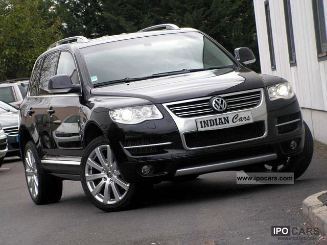 2009 Volkswagen  TOUAREG 3.0 V6 TDI 240 FAP R-LINE tiptronic Off-road Vehicle/Pickup Truck Used vehicle photo