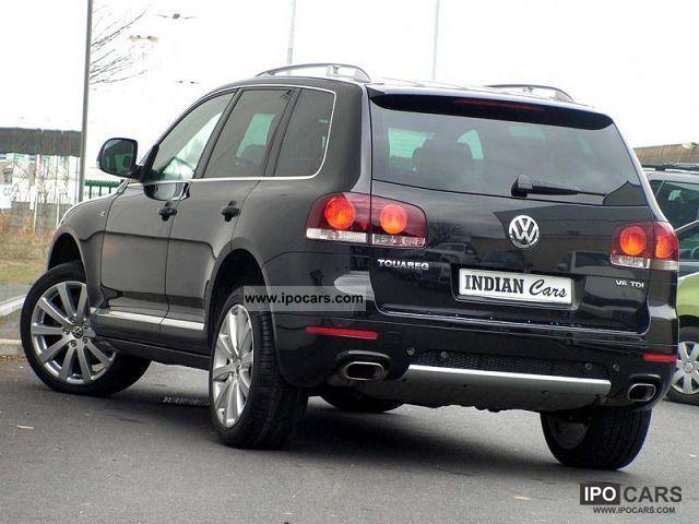 Volkswagen Touareg V Tdi Fap R Line Tiptronic Lgw on Toyota V6 Engine Specs