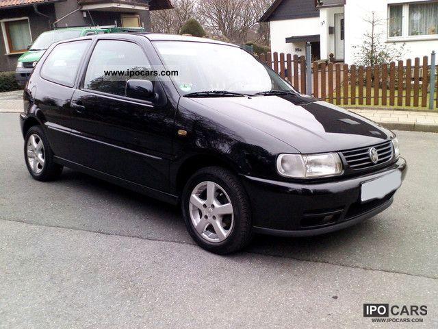 1999 volkswagen polo 2 hd 102 tkm original power zv efh car photo and specs. Black Bedroom Furniture Sets. Home Design Ideas