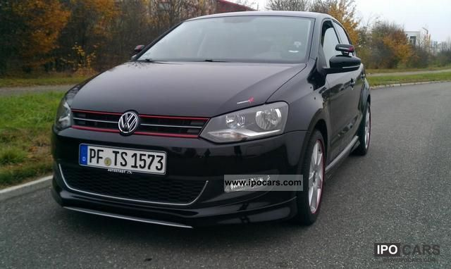 2009 volkswagen polo 1 6 tdi highline aero car photo and specs. Black Bedroom Furniture Sets. Home Design Ideas