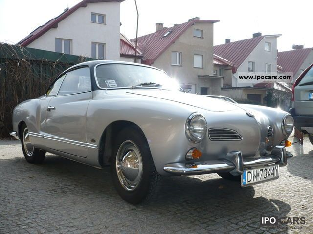 Volkswagen  Karmann Ghia 1965 Vintage, Classic and Old Cars photo