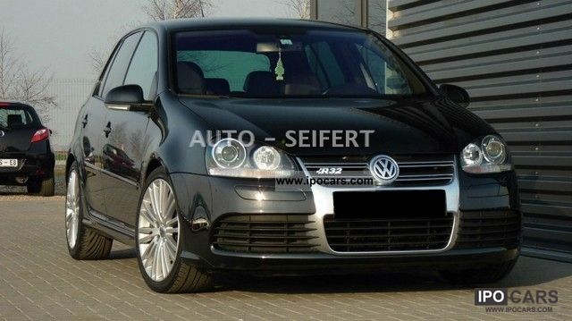 2005 Volkswagen Golf R32 4motion Dsg Bi Xenon Navi Leather