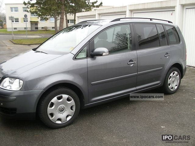 2005 Volkswagen  2.0 TDI Van / Minibus Used vehicle photo