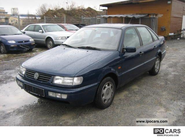 1996 Volkswagen  Passat 2.0 CL Limousine Used vehicle photo