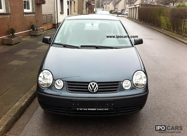 2002 Volkswagen  Polo climate Small Car Used vehicle photo