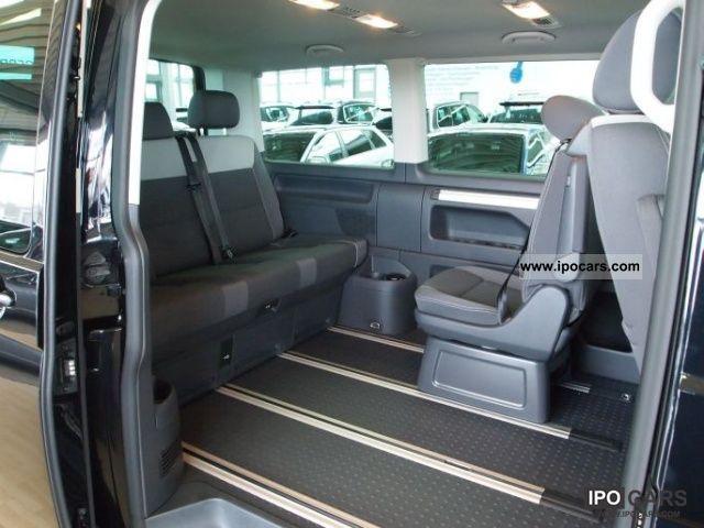 2010 Volkswagen T5 Multivan 2 0 Tdi Startline Standheizung