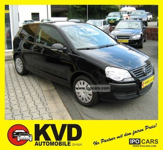 2007 Volkswagen  Polo 1.2 Comfortline Small Car Used vehicle photo