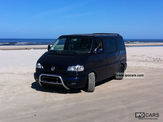 1991 volkswagen t4 multivan tdi complete renovation in 2001 car photo and specs. Black Bedroom Furniture Sets. Home Design Ideas