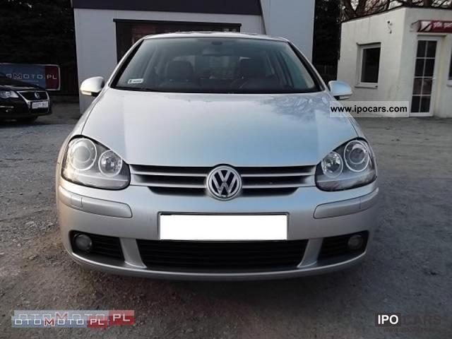 2004 Volkswagen  Golf DSG SPORT LINE TIPTRONIC XENON Small Car Used vehicle photo