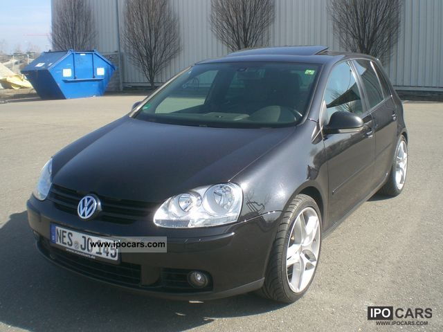 2006 volkswagen golf 2 0 tdi green badge car photo and specs. Black Bedroom Furniture Sets. Home Design Ideas