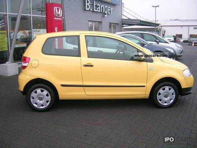2005 Volkswagen Fox 1.4 - Car Pictures, Photos, Spy Shoot, Wallpapers ...