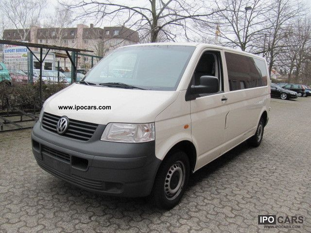 2006 Volkswagen  Caravelle long (9-Si.), 1.Hand, checkbook full Van / Minibus Used vehicle photo