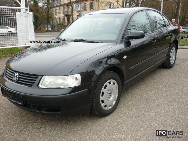 2000 Volkswagen  * Passat * 2.Hand Limousine Used vehicle photo