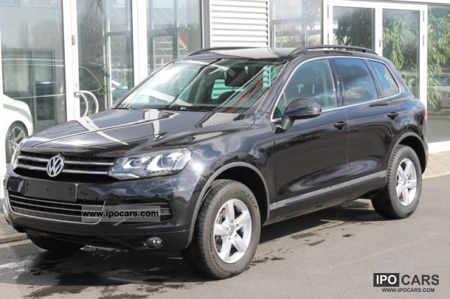 2011 Volkswagen  Touareg 3.0 V6 TDI BlueMotion Off-road Vehicle/Pickup Truck Employee's Car photo