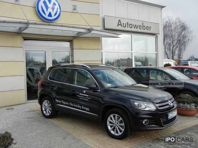 2011 Volkswagen  Tiguan Sport & Style 2.0 TDI CR 4Motion 140km SA ** Other Used vehicle photo