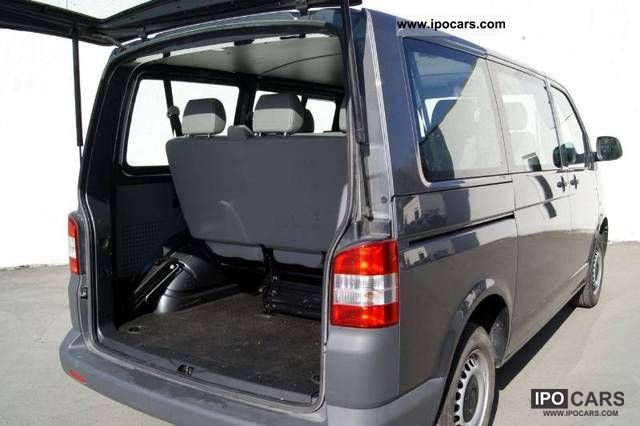 2011 volkswagen t5 bus 2 0 tdi dpf 9 seater new model. Black Bedroom Furniture Sets. Home Design Ideas
