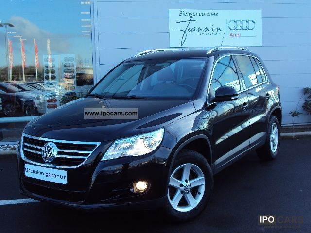 2008 volkswagen 2 0 tdi 140 fap confortline 5p tiguan car photo and specs. Black Bedroom Furniture Sets. Home Design Ideas