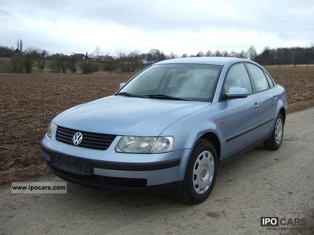 1997 Volkswagen Passat 1 6 Car Photo And Specs