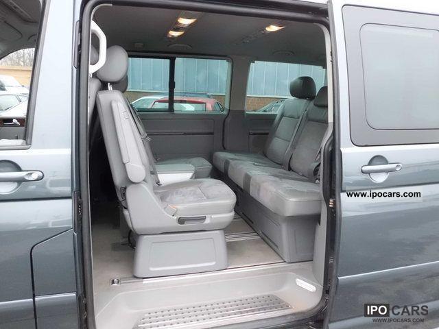 2004 volkswagen t5 multivan 2 5 tdi 128 kw highline car. Black Bedroom Furniture Sets. Home Design Ideas