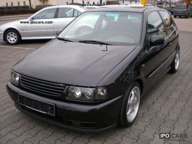 1999 volkswagen polo gti limited edition look 1 hand 132ps car photo and specs. Black Bedroom Furniture Sets. Home Design Ideas