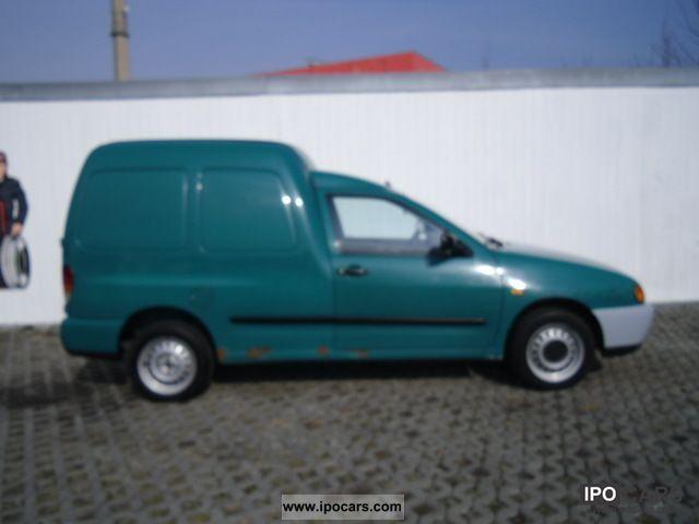 2000 volkswagen caddy 2 hand power 2x airbag. Black Bedroom Furniture Sets. Home Design Ideas