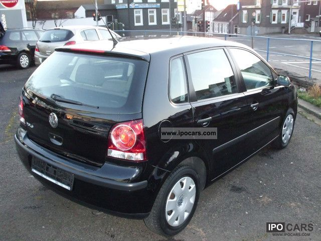 2008 volkswagen polo 1 2 comfortline car photo and specs. Black Bedroom Furniture Sets. Home Design Ideas