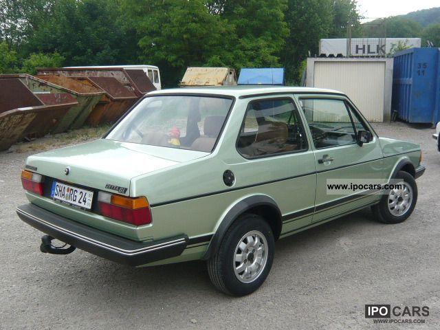 1982 Volkswagen Jetta GL 1, Type 17, leather, Nwtg Zstd, H