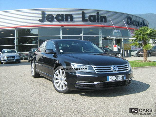 2010 Volkswagen  3.0 V6 TDI 240 4Motion Tiptronic FAP A B Limousine Used vehicle photo