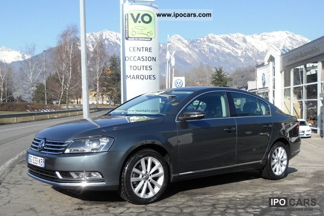 2011 Volkswagen  16S 2.0 TDI 140 CR FAP Carat 4P PASSAT Limousine Used vehicle photo