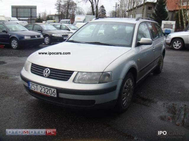 1998 Volkswagen  Passat Estate Car Used vehicle photo