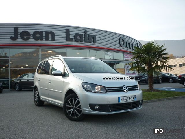 2011 Volkswagen  1.6 TDI 105 Bluemotion FAP Confortline 5 Van / Minibus Used vehicle photo
