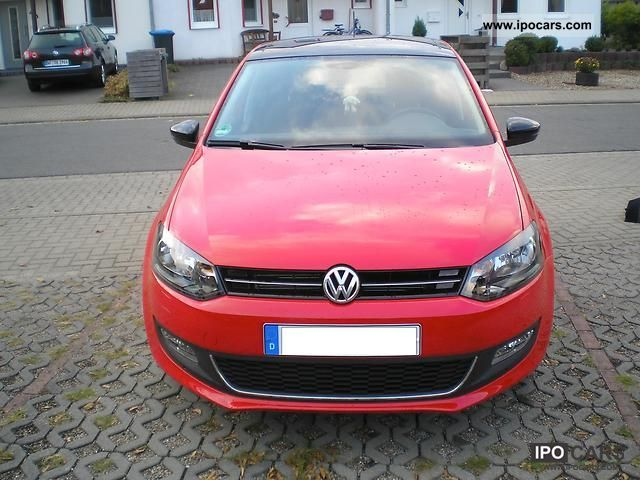 2011 Volkswagen Polo 1.6 TDI Style Small Car Used vehicle photo a64448291c17a