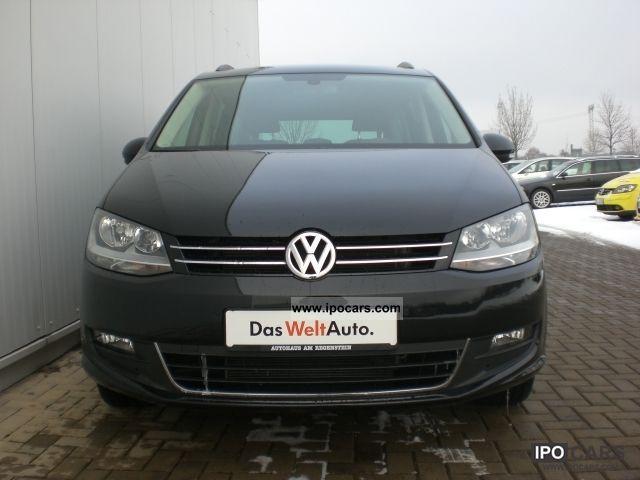 2011 volkswagen sharan 2 0 tdi comfortline car photo and. Black Bedroom Furniture Sets. Home Design Ideas