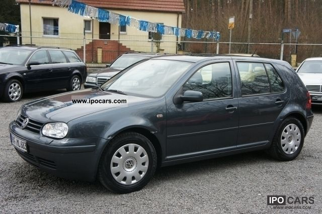 Volkswagen  Golf IV 1.6 Sr, LPG GAS PLANT, 75 cents 1.Lite 1998 Liquefied Petroleum Gas Cars (LPG, GPL, propane) photo