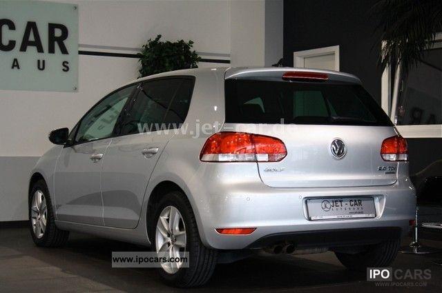 2010 Volkswagen Golf 2.0 TDI 4Motion Comfortline * 1.Hand Navi - Car ...