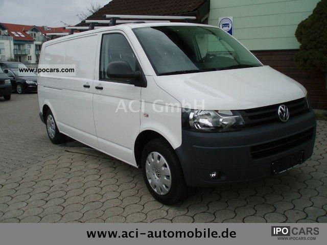 2010 Volkswagen Transporter T5 Box LR LPG gas Sortimo - Car Photo and Specs