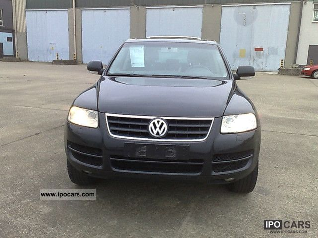 2005 Volkswagen  Touareg Off-road Vehicle/Pickup Truck Used vehicle photo