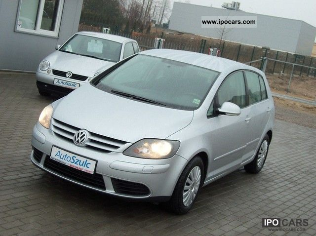2006 volkswagen golf plus 1 9 tdi car photo and specs. Black Bedroom Furniture Sets. Home Design Ideas