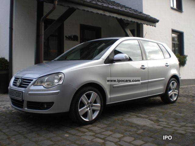 2005 Volkswagen Polo Sport 1.4 16V Line - Car Photo and Specs