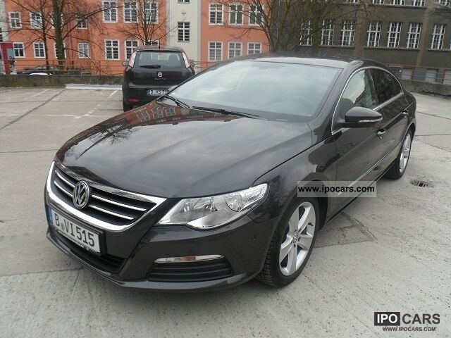 2010 volkswagen passat cc 2 0 tdi dpf sport car photo and specs. Black Bedroom Furniture Sets. Home Design Ideas