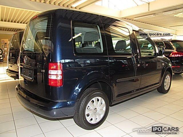 2011 volkswagen caddy 1 2 l tsi trendline klima car. Black Bedroom Furniture Sets. Home Design Ideas